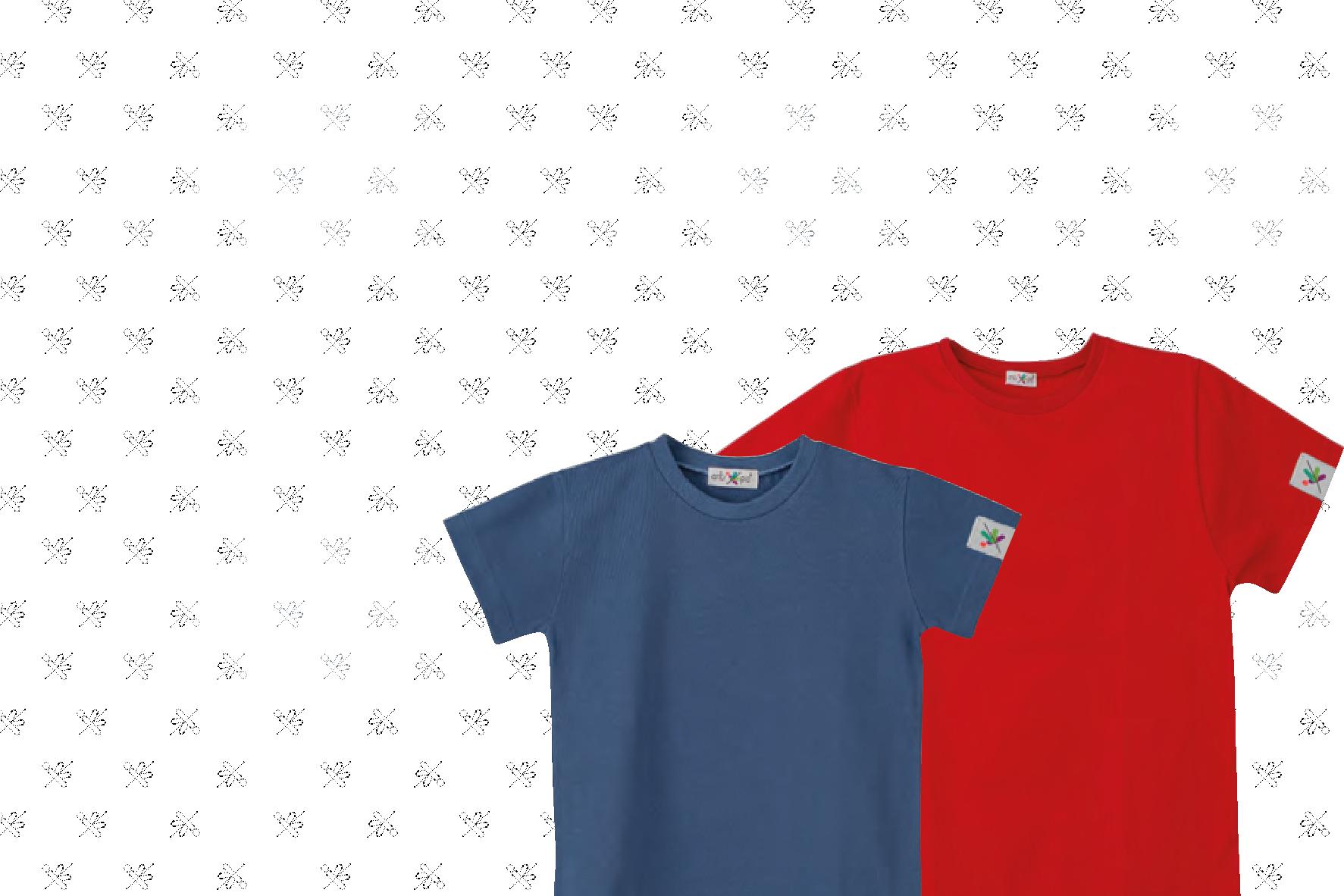 Camisetas para niños y adultos Antipik